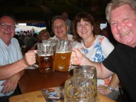 Viel Vergnügen auch am Kirchweih-Montag