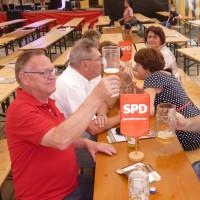 SPD zeigt Durchhaltevermögen