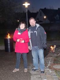 Erleuchtung bei Feuer & Flamme