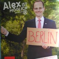 Alex nach Berlin