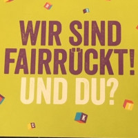 Plakat Fairrückt