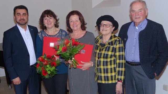 Arif Taşdelen, Claudia Hälter, Angelika Roth, Brigitte Zepf, fritz Körber